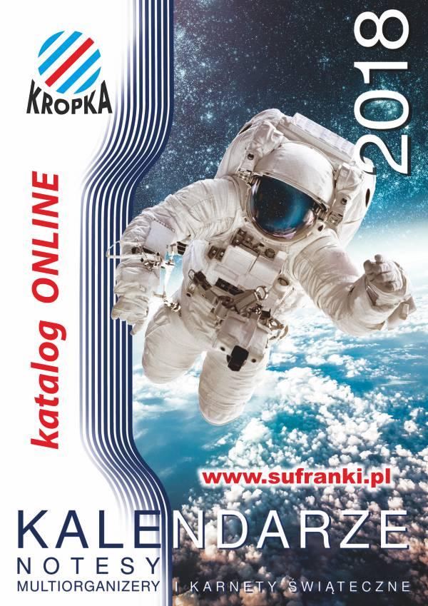 Katalog kalendarzy na rok 2018 w formie online